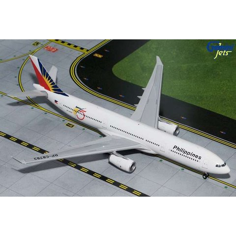 A330-300 Philippines 75th Anniversary RP-C8783 1:200 with stand