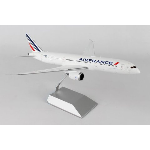 B787-9 Air France NC09 F-HRBA 1:200 with stand**o/p**