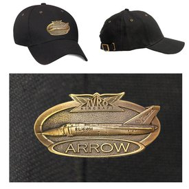 Labusch Skywear CAP BRASS ARROW BLACK