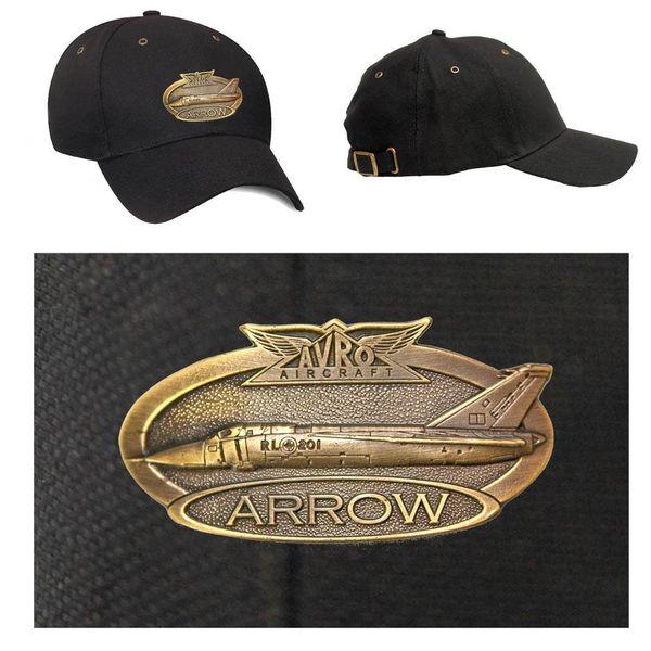 Labusch Skywear CAP BRASS ARROW BLACK