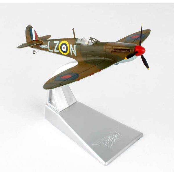 Corgi Spitfire I 66 Squadron Lucky Leigh LZ-N 1:72 with stand**o/p**