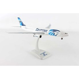 Hogan A330-300 Egyptair SU-GDS 1:200 with gear/stand