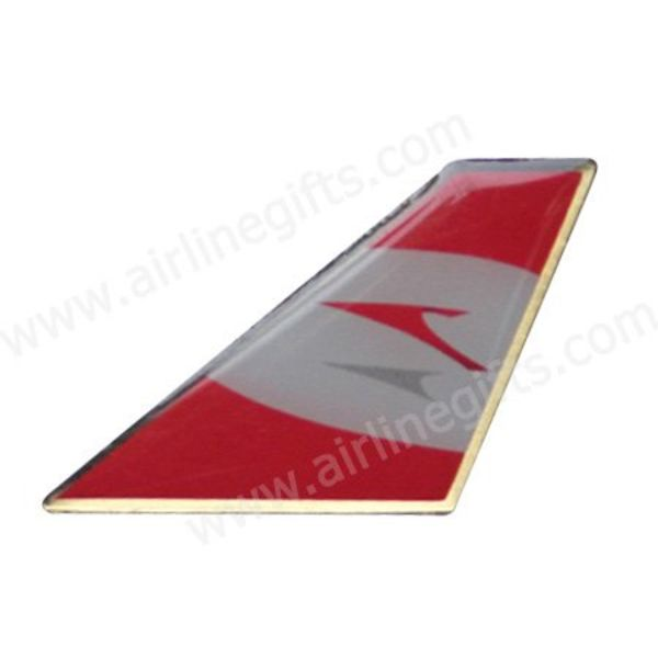 PIN AUSTRIAN AIRLINES NC05 TAIL