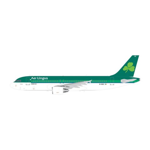 A320 Aer Lingus EI-DEK with Stand 1:200