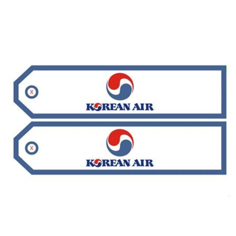 Luggage Tag Korean Airlines
