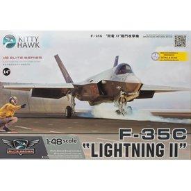 Kitty Hawk Models KITTY F35C LIGHTNING II US NAVY 1:48