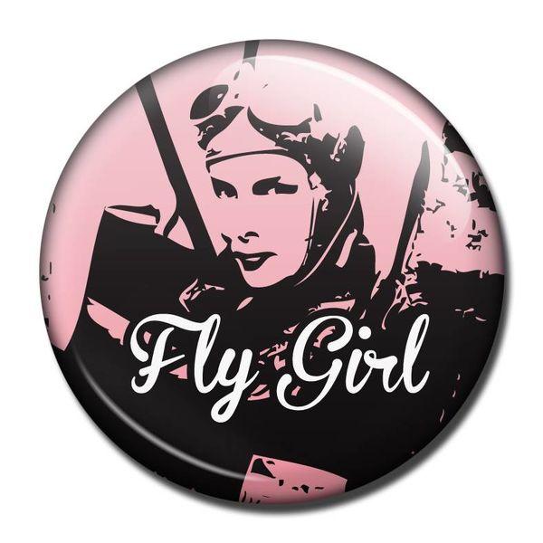 Magnet Fly Girl