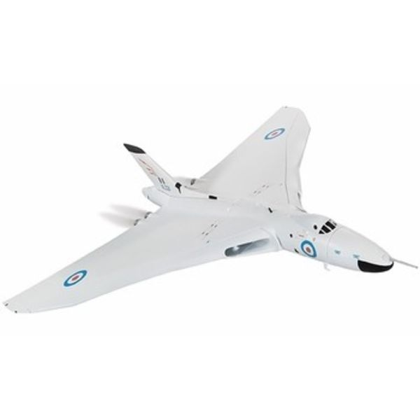 Corgi Vulcan B2 617 Squadron RAF NucFlash White XL321 1:72 with stand**o/p**