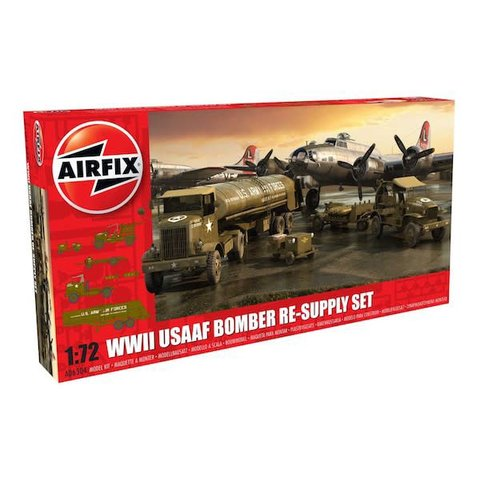 USAAF BOMBER RESUPPLY SET 1:72 Kit