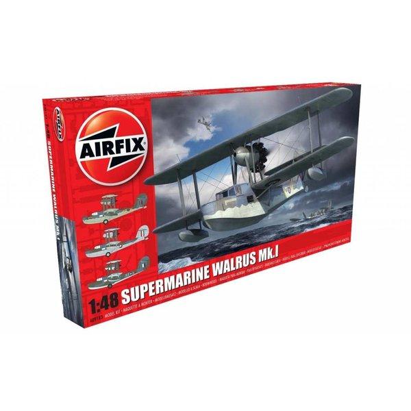 Airfix AIRFI WALRUS MKI SUPERMARINE 1:48 *O/P*