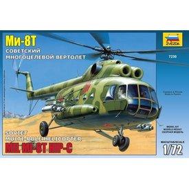 Zvesda MI8T 1:72 Scale Kit