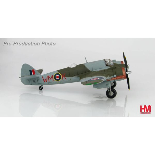 Hobby Master Beaufighter Mk VIF 68 Squadron RAF WM-K Fairwood Common May 1944 1:72 with stand