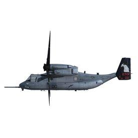 Air Force 1 Model Co. MV22B Osprey USMC VMM164 Black Knights 1:72 with stand