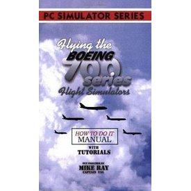Flying the Boeing 700 Series Simulators (B&W)