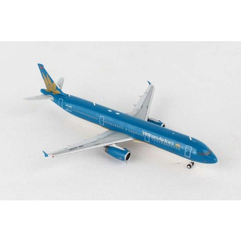 A321 Vietnam Airlines 2014 livery VN-A398 1:400