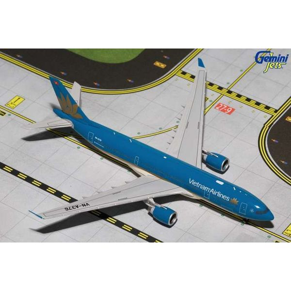 Gemini Jets A330-300 Vietnam Airlines 2014 livery VN-A376 1:400