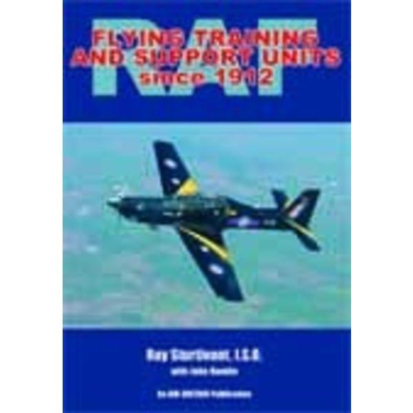RAF FLYING TRAINING UNITS SINCE 1912 HC