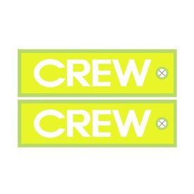 KEY CHAIN CREW YELLOW