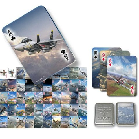 PLAYING CARDS LEGENDS OF THE SKY