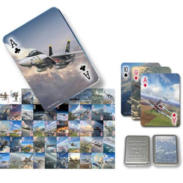 Labusch Skywear PLAYING CARDS LEDENDS OF THE SKY