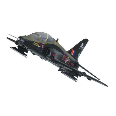 Hawk T1 100 Squadron RAF 95 years bomber livery 95-Y XX246 RAF Leeming 1:72 with stand