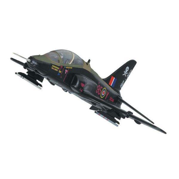 Corgi Hawk T1 100 Squadron RAF 95 years bomber livery 95-Y XX246 RAF Leeming 1:72 with stand