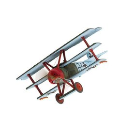 Corgi Fokker DR1 Triplane Jasta11 155/17 Lt.Eberhard Mohnicke 1:48 with stand