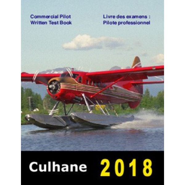 Commercial Pilot Written Test Book 2018