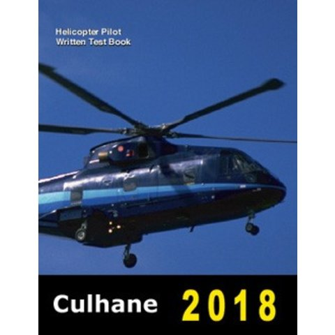 Culhane Helicopter Written Test Book 2018