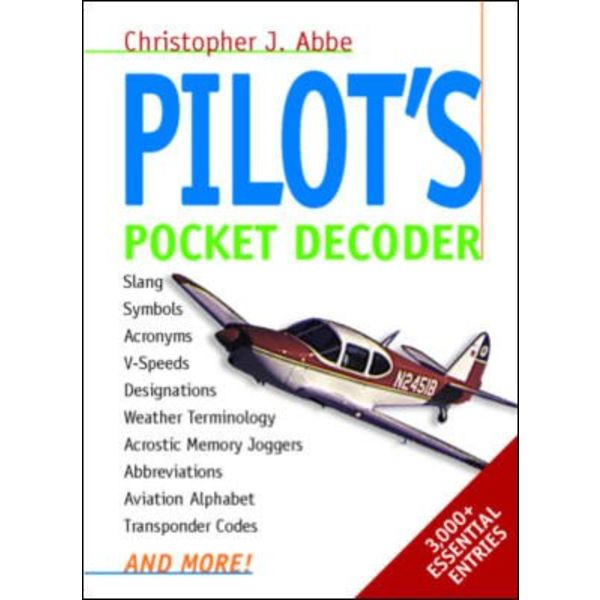 McGraw-Hill Pilot's Pocket Decoder Pb