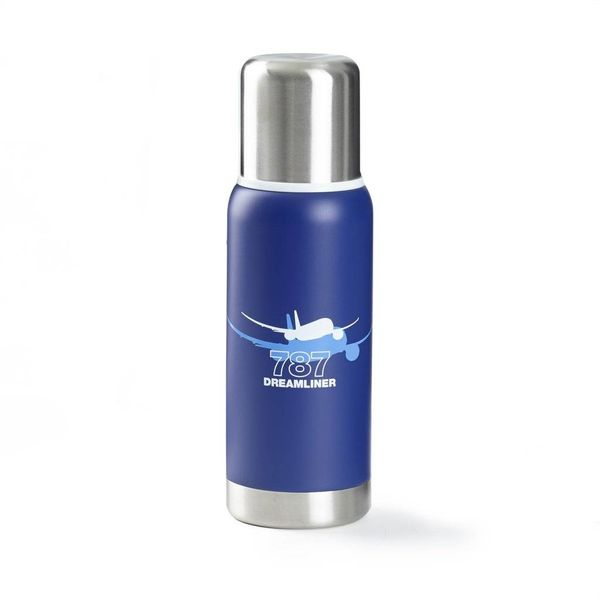 Boeing Store 787 Shadow Graphic Thermos