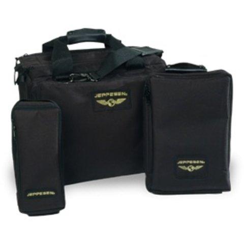 Jeppesen Aviator Flight Bag Black