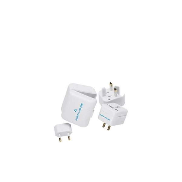 AUSTIN HOUSE Universal Electrical Adapter 3-In-1