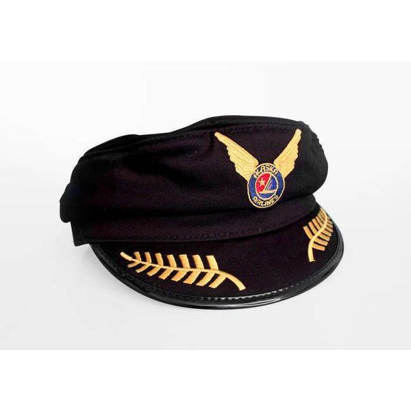 Daron WWT Alaska Airlines Children's Pilot Hat