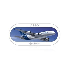 Airbus A380 Sticker
