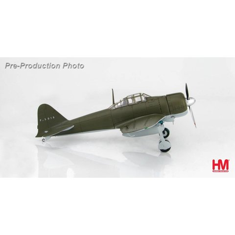 A6M2B Zero Captured Chinese Air Force P-5016 1942-43 1:48