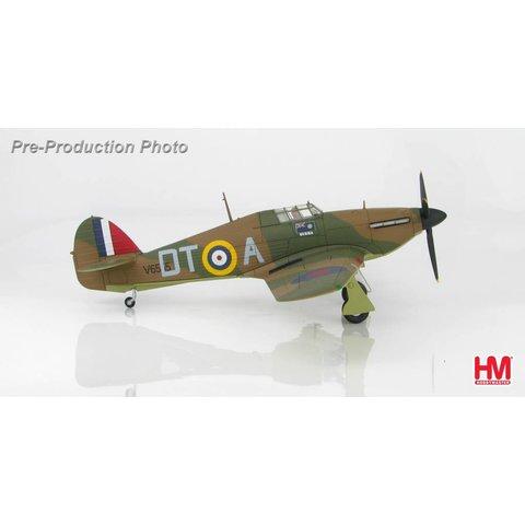 Hurricane MkI 257 Squadron S/L Robert Stanford Tuck RAF 1940 1:48