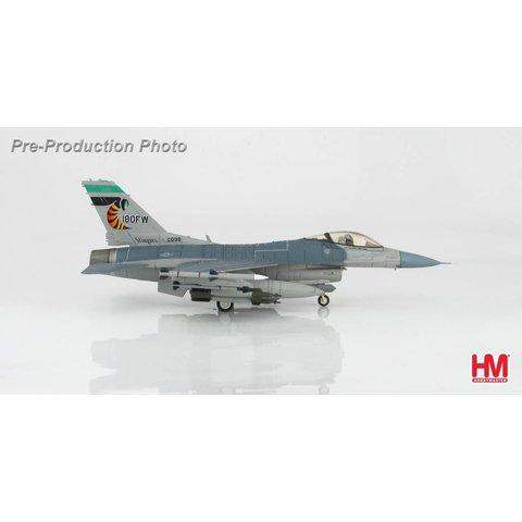 F16C Fighting Falcon 112thFS Stingers 180thFW Ohio ANG 1:72