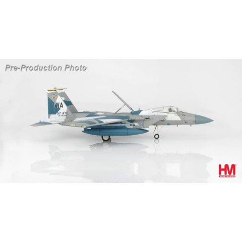 F15C Eagle 65 Aggressor Squadron WA USAF 78-0494 Digital Splinter Scheme 2012 1:72