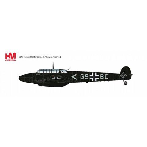 Bf110E2 Oblt.Uellenbeck, II/NJG1 G9+BC Luftwaffe Spring 1942 1:72