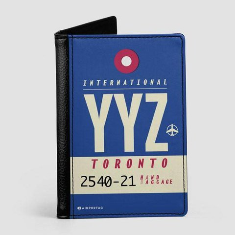 YYZ Passport Cover