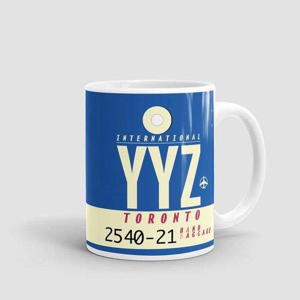 Airportag Mug YYZ