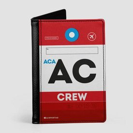 Airportag AC Passport Cover