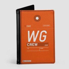 Airportag WG Passport Cover
