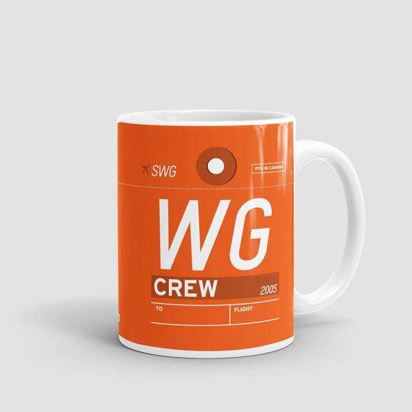 Airportag WG Mug