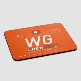 Airportag WG Mousepad