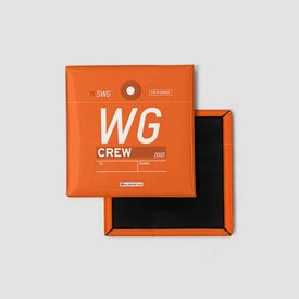 Airportag WG Magnet