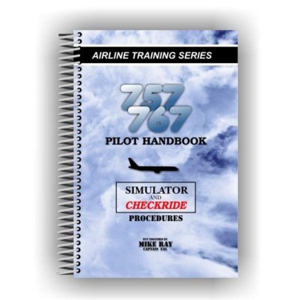 757/767 Pilot Handbook Black & White