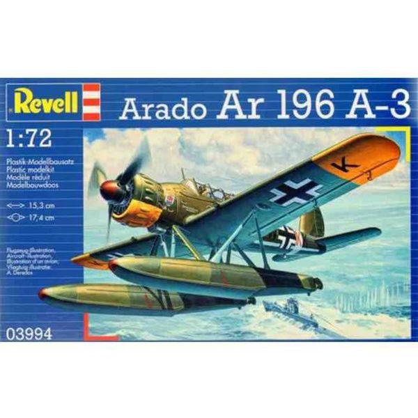 AR196A3 1:72 Retired 2017 O/P