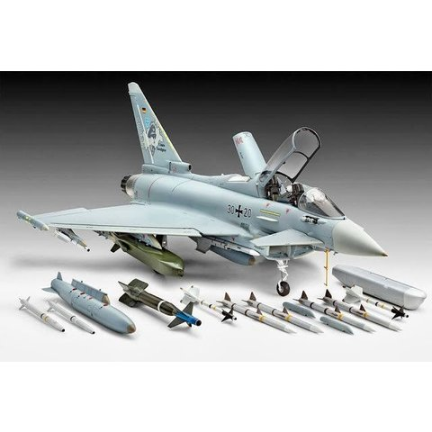EUROFIGHTER TYPHOON 1:72 Scale Kit